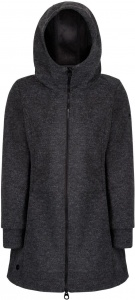 Regatta mantel fleece Rashanda donkergrijs dames
