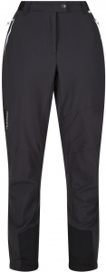 Regatta outdoorbroek Mountain III dames zwart