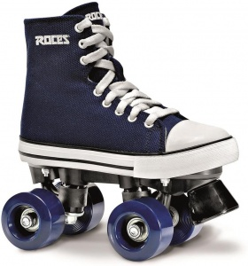 Roces Chuck blauw/wit