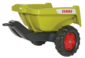Rolly Toys aanhanger RollyKipper II Claas junior groen