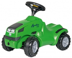 Rolly Toys looptractor RollyMinitrac Deutz-Fahr Agrokid junior groen