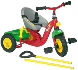 Rolly Toys RollyTrike Swing Vario Junior Rood