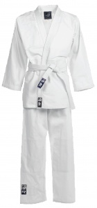 Rucanor judopak Tyro II junior wit