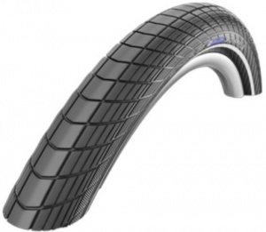 Schwalbe Buitenband Big Apple HS430 16 x 2.00 (50-305) zwart
