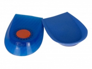 Secutex gel hielkussentjes dames blauw