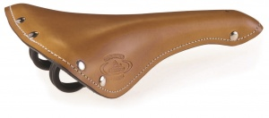 Selle Monte Grappa zadel Old Sporting 290 x 160 mm bruin