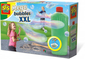 SES Creative mega bubbles XXL 750 ml