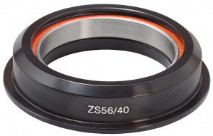 Shimano cartridge balhoofd onder EC34/30 mm Gravity zwart