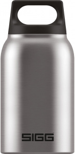 Sigg voedselbeker Hot and Cold 0,5 liter 9,4 cm RVS zilver