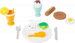 Small Foot lunchset 14-delig 14 cm
