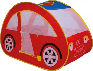 Small Foot speeltent auto rood junior 130 cm