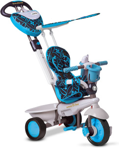 smarTrike Dream 4-in-1 Junior Blauw