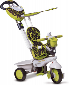 smarTrike Dream 4-in-1 Junior Geel