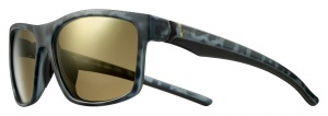 Solar men's sunglasses cat.3 blue(turtle)/brown (JSL1549)