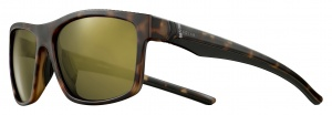 Solar men's sunglasses cat.3 brown(turtle)/green (JSL1549)