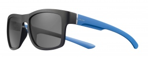 Solar sunglasses unisex cat.3 black/blue (JSL30190148)
