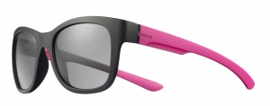 Solar sunglasses unisex cat.3 black/pink (JSL30090228)