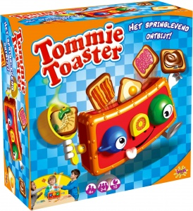 Splash Toys kinderspel Tommie Toaster