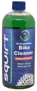 Squirt reinigingsmiddel Bike Cleaner Concentrate 1000 ml groen