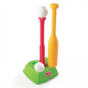 Step2 2-in-1 T-Ball en golfset 5-delig