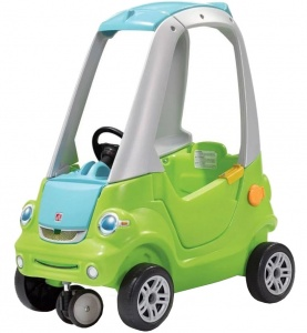 Step2 loopwagen Easy Turn Coupe 88 cm groen