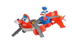 Super Wings Jett' s Take-off Tower rood