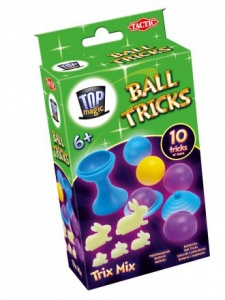 Tactic goochelset Trix Mix Ball Tricks