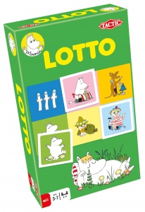 Tactic Lotto Moomin Travel
