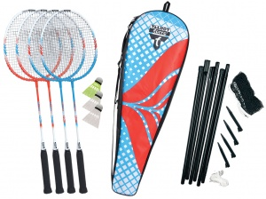 Talbot Torro badmintonset Fighter 10-delig