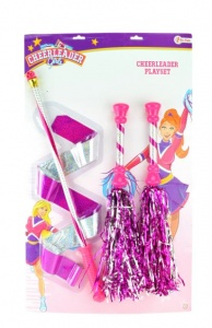 Toi-Toys Cheerleader speelset