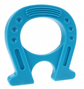 Toi-Toys Mega magnet super strong horseshoe blue 12 cm
