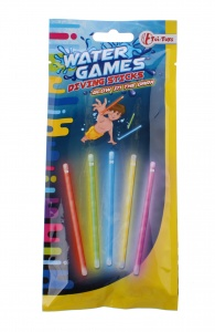 Toi-Toys opduik sticks glow in the dark 5 stuks