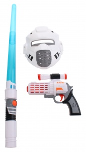 Toi-Toys Space Wars speelset 3-delig
