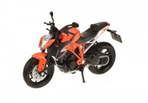 Toi-Toys Welly schaalmodel KTM 1290 Super Duke R oranje