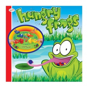 Toyrific hungry frogs gezelschapsspel