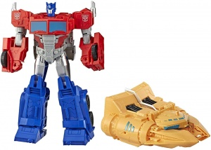 Transformers Cyberverse Ark Power Optimus Prime 32 cm actiefiguur