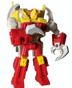Transformers Cyberverse One Step Repugnus 11 cm actiefiguur