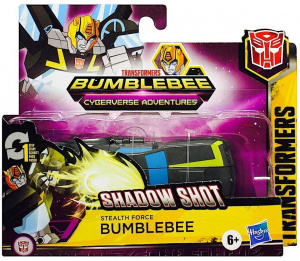 Transformers Cyberverse One Step Shadow Shot 11 cm actiefiguur
