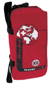 TravelSafe ehbo-tas First Aid 117 gram polyester rood maat M