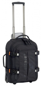 TravelSafe handbagage Travel Bag JFK20 polyester zwart 40 liter