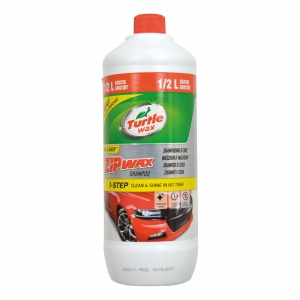 Turtle Wax 52880 Zip Wax shampoo 1,5 L