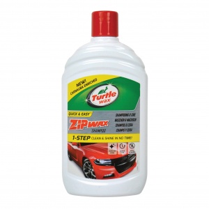 Turtle Wax 52883 Zip Wax shampoo 500ml