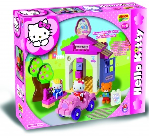 Unico Hello Kitty carwash 42-delig
