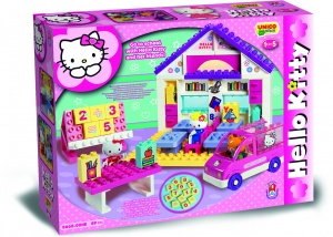 Unico Hello Kitty schoolset 89-delig