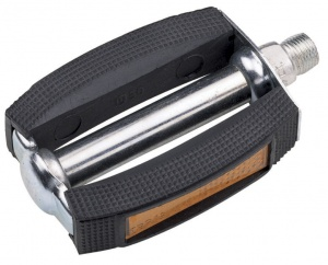 Pedals Marwi SP-605 HD Rubber Block Black