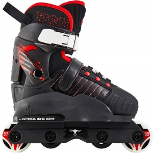 USD stuntskates Transformer junior zwart