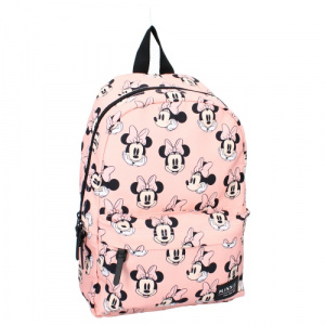 Vadobag rugzak Minnie Mouse 10 liter meisjes polyester roze