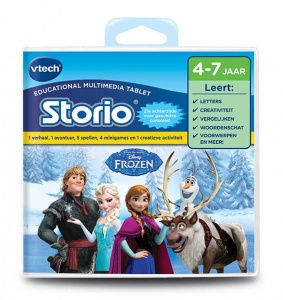 VTech Storio Game: Frozen