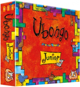 White Goblin Games kinderspel Ubongo Junior