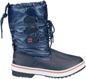 Winter-Grip snowboots Sr Glossed Trotter II blauw